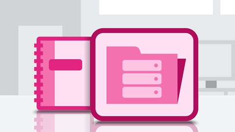 course illustration for FileMaker Pro 15 Essential Training