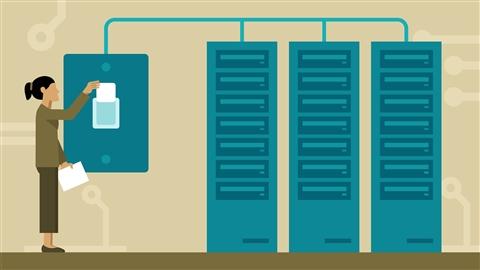 course illustration for VMware vSphere: Configure and Manage VDS