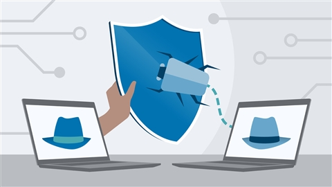 course illustration for Ethical Hacking: System Hacking