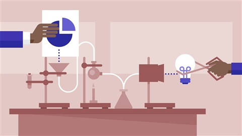 course illustration for Learning Data Science: Understanding the Basics