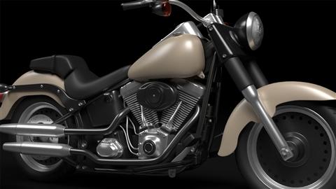 course illustration for Modeling a Motorcycle in Blender