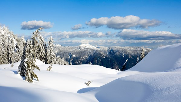 Landscape Photography: Winter