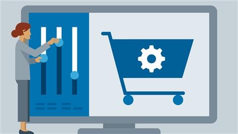 course illustration for WordPress: Customizing WooCommerce Themes