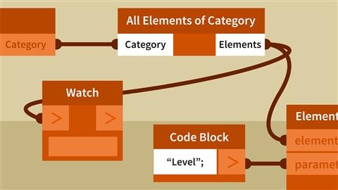 course illustration for Dynamo: Revit Workflow