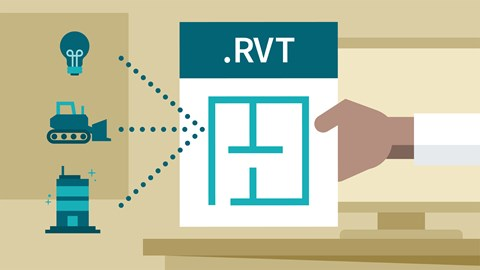 course illustration for BIM Manager: Managing Revit