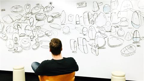 course illustration for Design Thinking: Venture Design