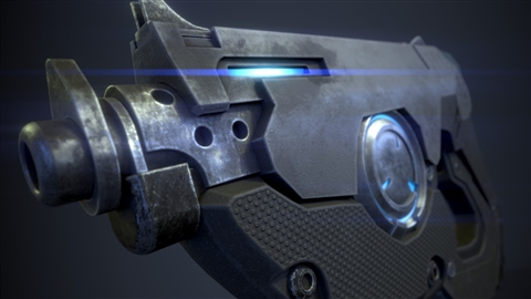 course illustration for Substance Painter Essential Training