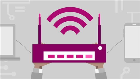 course illustration for CompTIA A+ (220-901) Cert Prep: 5 Networking