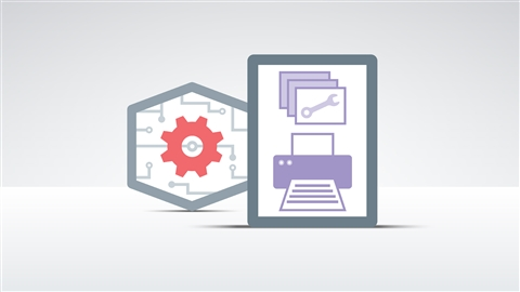 course illustration for CompTIA A+ (220-902) Cert Prep: 4 Virtualization Printers and Troubleshooting