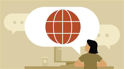 course illustration for WordPress: Internationalization
