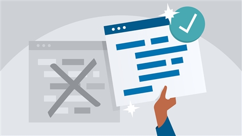 course illustration for Agile Software Development: Code Quality