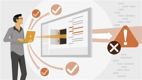 course illustration for Test-Driven Development in Django