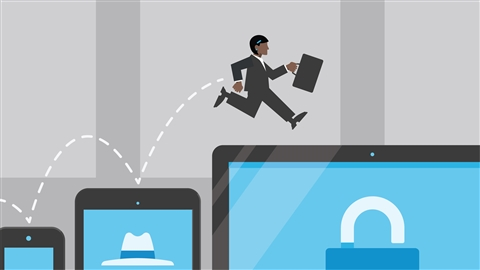 course illustration for IT Security Careers and Certifications: First Steps