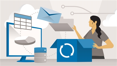 course illustration for Introduction to Microsoft 365 for IT Pros