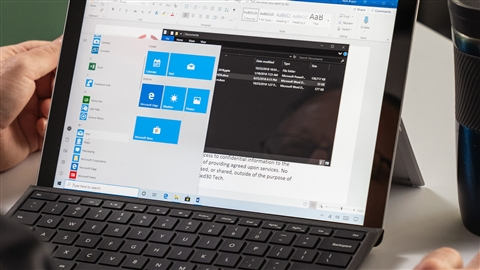 course illustration for Windows 10 May 2019 Update New Features