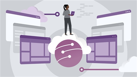 course illustration for Azure for Developers: API Management