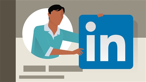 course illustration for Learning LinkedIn Premium Career and Premium Business