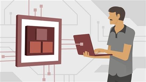 course illustration for CompTIA A+ (220-1001 and 220-1002) Cert Prep: The Basics