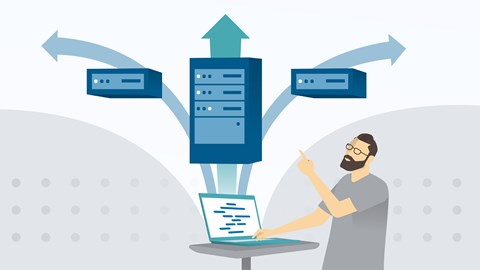 course illustration for Azure Administration: Deploy and Manage Virtual Machines