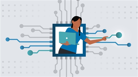 course illustration for CompTIA A+ (220-1001): Cert Prep 2 Microprocessing and RAM
