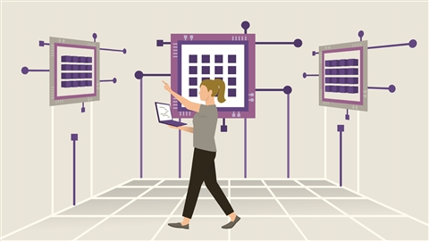 course illustration for CompTIA A+ (220-1001) Cert Prep 6: Physical Networking