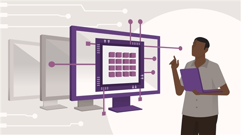 course illustration for CompTIA A+ (220-1002): Cert Prep 3 Windows and More