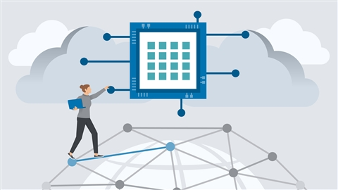 course illustration for CompTIA A+ (220-1001) Cert Prep 8: Internet and the Cloud