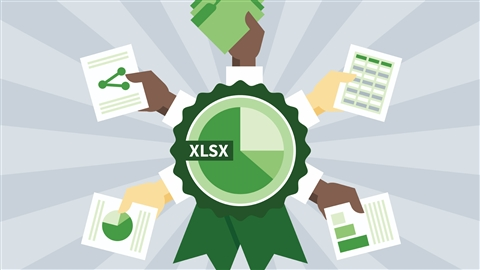 Ediblewildsus  Winsome Excel  Online Courses Classes Training Tutorials On Lynda With Likable Excel  Prepare For The Microsoft Office Specialist Certification Exam  With Agreeable How To Subtract Numbers In Excel Also Project Tracking Excel Template In Addition Import Xml To Excel And Inverse Sine In Excel As Well As Microsoft Excel Book Additionally How To Strike Out Text In Excel From Lyndacom With Ediblewildsus  Likable Excel  Online Courses Classes Training Tutorials On Lynda With Agreeable Excel  Prepare For The Microsoft Office Specialist Certification Exam  And Winsome How To Subtract Numbers In Excel Also Project Tracking Excel Template In Addition Import Xml To Excel From Lyndacom