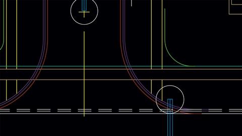 course illustration for Autodesk Civil 3D 2020 Essential Training