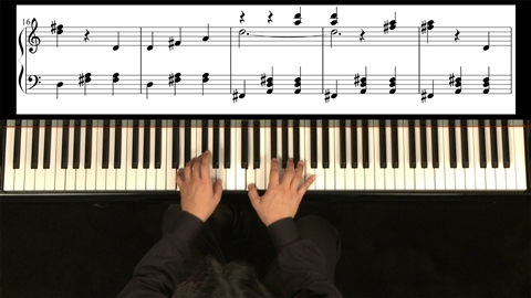 course illustration for Piano Lessons: 2 Playing Songs