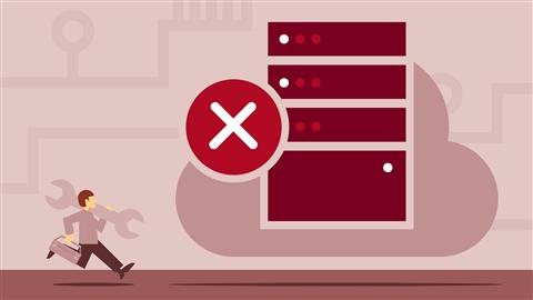 course illustration for VMware vSphere: Network Troubleshooting