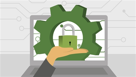 course illustration for IT Security Foundations: Operating System Security