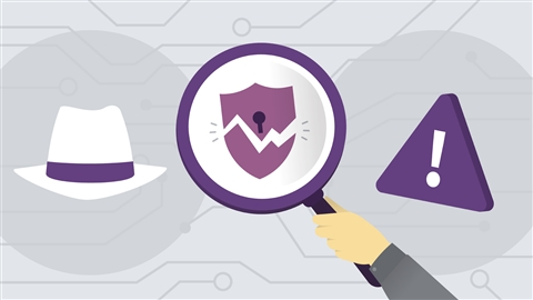 course illustration for Ethical Hacking: Vulnerability Analysis
