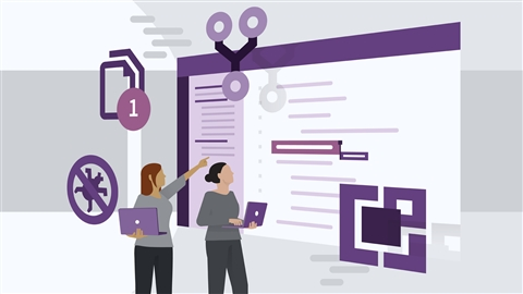 course illustration for First Look: Visual Studio 2019