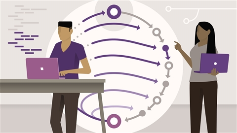 course illustration for Agile Software Development: Extreme Programming