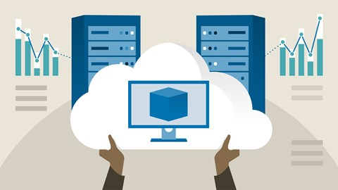 course illustration for Azure Administration: Configure and Manage Virtual Networks