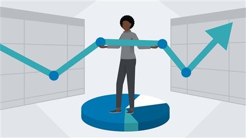 course illustration for Excel Statistics Essential Training: 2