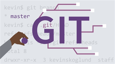 course illustration for Git Essential Training: The Basics