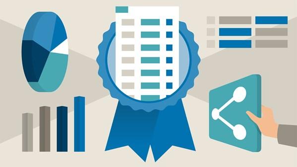 Cert Prep: Excel Associate - Microsoft Office Specialist for