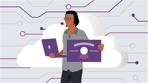 course illustration for Cloud Computing Careers and Certifications: First Steps