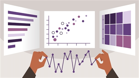course illustration for Creating Interactive Tableau Dashboards