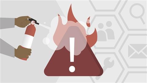 course illustration for DevOps Foundations: Incident Management