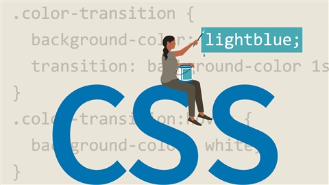 course illustration for CSS Essential Training