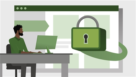 course illustration for WordPress: Developing Secure Sites