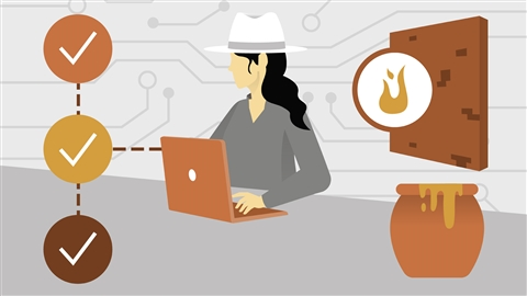 course illustration for Ethical Hacking: Evading IDS, Firewalls, and Honeypots
