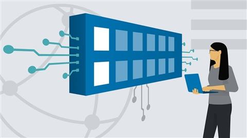 course illustration for VMware vSphere 6.5 Advanced Networking