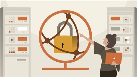course illustration for VMware vSphere 6.5 Security