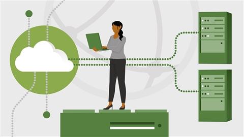 course illustration for VMware vSphere 6.5 Resource Management