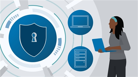 course illustration for ASP.NET: Security