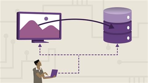 course illustration for ASP.NET MVC 5 Essential Training